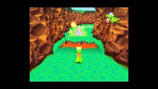 Croc Legend of the Gobbos [PSX] 100% - Level 1-1 And So the Adventure Begins