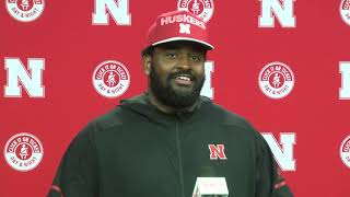 HOL HD: Darrion Daniels Monday Press Conference
