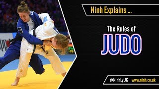 The Rules of Judo (NEW 2017 rules) - EXPLAINED!