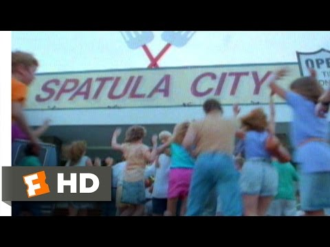 UHF (6/12) Movie CLIP - Spatula City Commercial (1989) HD