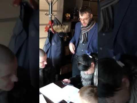 Рейдерский захват спортивного клуба в городе Владивостоке