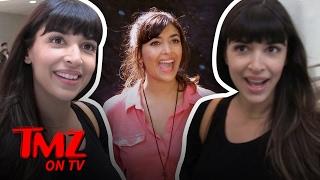 Hannah Simone's Got A New Gig! | TMZ TV