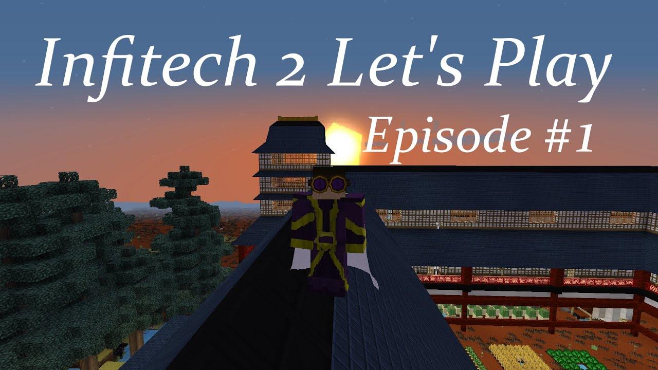 1 7 10][LISTED] InfiTech 2 Modpack v3 2 21 [HQM][GregTech