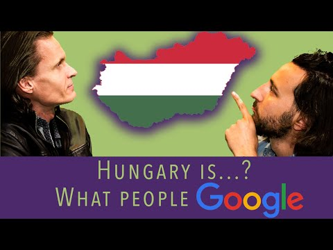 What People Google about Hungary | Let's talk Europe [Ep 8]