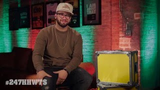 Andy Mineo - Creepy Fan Really Bugged Us Out (247HH Wild Tour Stories)