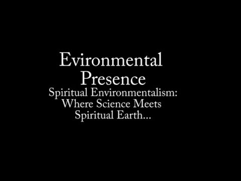 Environmental Presence The TV Series