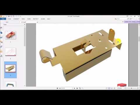 Solidworks sheet metal lesson 2