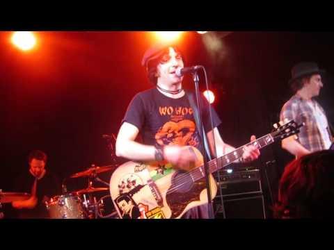 Jesse Malin -MonaLisa- live Barcelona 2016