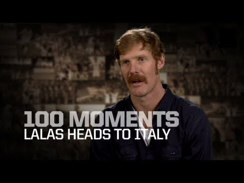 100 Moments: Lalas Heads to Italy