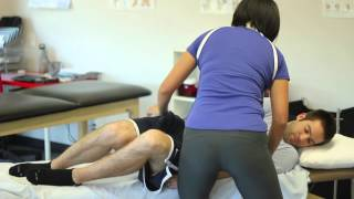 How to Transfer a Patient From a Bed to a Wheelchair : Physical Therapy Tips