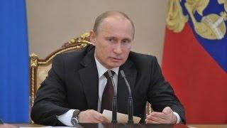 Совещание с членами Правительства по реализации указов президента (07.06.2013)