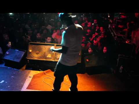 Curren$y - Michael Knight - Live in San Jose
