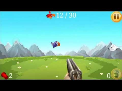 Angry shooter