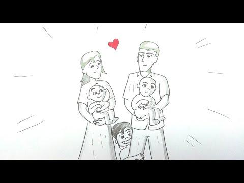 Kisah Sedih Kematian Ayah Dan Ibu Upin Ipin (dijamin Kaget)