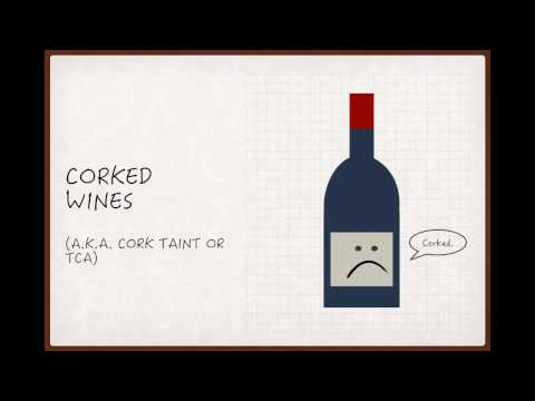 wine article Winecast Corked Wines