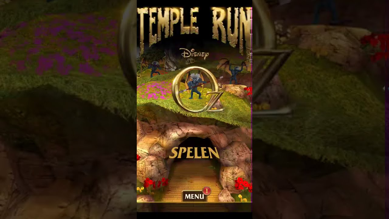 Disney Temple Run Oz Run