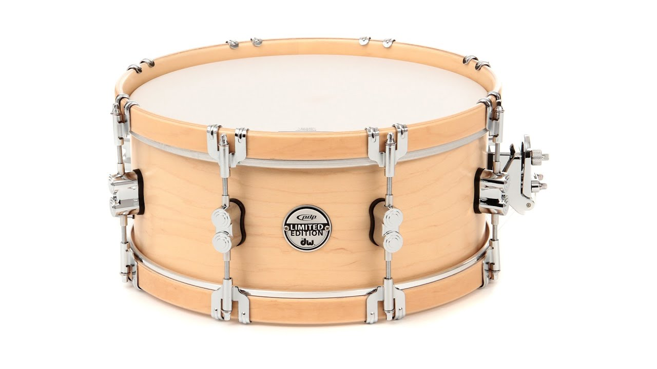 pdp ltd classic wood hoop snare drum review by sweetwater youtube. Black Bedroom Furniture Sets. Home Design Ideas