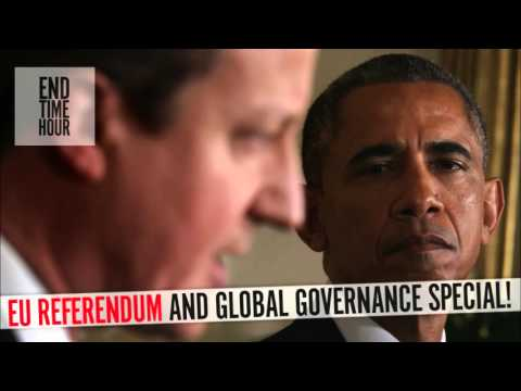 CIA and Globalist Plot to Destroy Britain