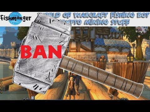 The Wrath Of The Fishing Bot Ban Hammer