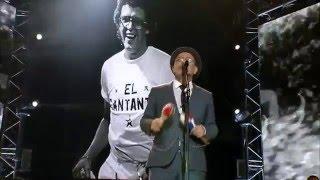 Rubén Blades con Roberto Delgado & Orquesta en vivo - El Cantante.