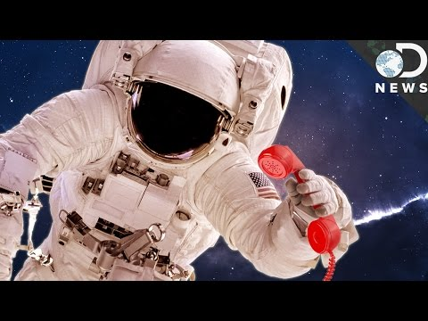 How You Can Talk To An Astronaut From Home