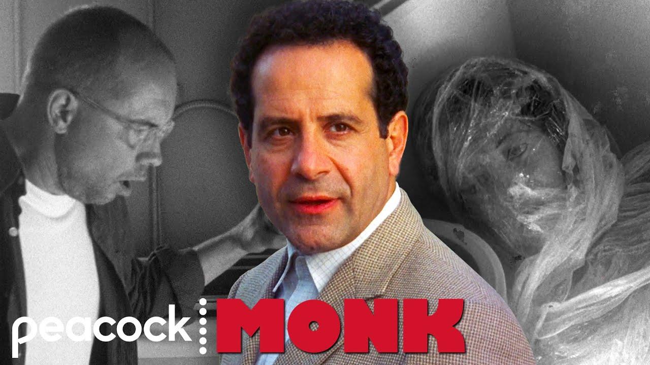 Download Monk Solves A Bizarre Case of 11 deaths | Monk