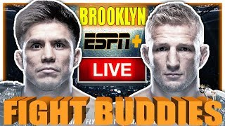 🔴 UFC FIGHT NIGHT 143 CEJUDO VS DILLASHAW + HARDY VS CROWDER LIVE FIGHT REACTION!