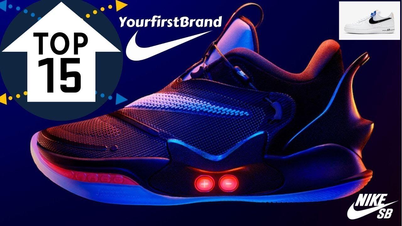 participar regimiento Inmoralidad  Las Ultimas Zapatillas Nike (Enero) / TOP 15 Mejores Zapatillas Nike /  TEMPORADA 2021 ☆ YFB ☆ - YouTube