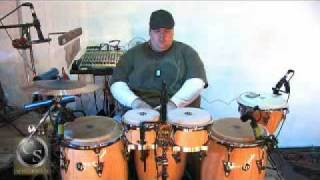 CS Percussion---Give You Everything---Worship Congas