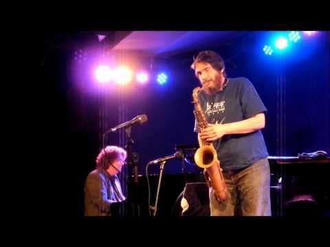 Steve Grossman Quartet@Reigen live 14 11 2013