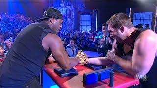 Ben Ross Breaks Arm On Live TV | NRL Footy Show | 11/06/2015  HQ