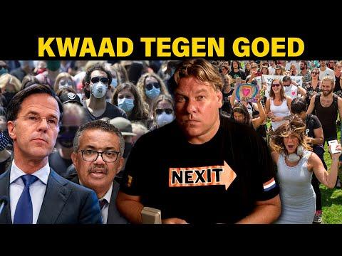 KWAAD TEGEN GOED - DE JENSEN SHOW #205