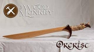 wooden orcrist