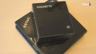 Test mini PC Gigabyte et Zotac : prêts à jouer
