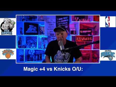 Orlando Magic vs New York Knicks 2/17/21 Free NBA Pick and Prediction NBA Betting Tips