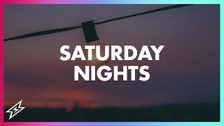 Khalid - Saturday Nights [Lyrics / Lyric Video] (Elijah Hill Remix) Video