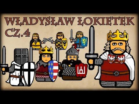 Historia Na Szybko - Władysław I Łokietek cz.4 (Historia Polski #55) (1320-1326)