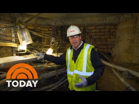 Rossen Reports: Why Manhole Covers Explode And What's Being Done To Stop It | TODAY