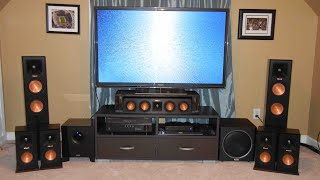 Klipsch Reference Premier in Room Review
