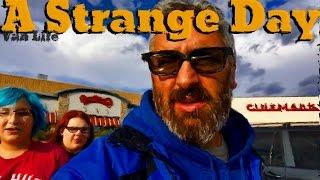 Van Life; A Strange Day!