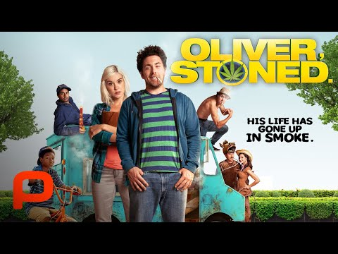Oliver, Stoned (Full Movie) Comedy, Stoner Comedy Films