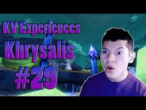 """Actias Nightorb"" - Kv Experiences Khrysalis #29"