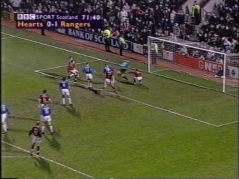 Hearts 0 v 1 Rangers - We only need nine men!