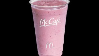 How To Make A Mcdonalds Strawberry Banana Smoothie