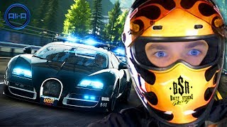 SNEAKY COP ESCAPE! - Need for Speed Rivals - LIVE w/ Ali-A!
