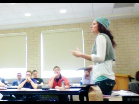 Rebecca Carlson on Integral Leadership