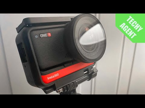 Insta360 One R Leica 1 inch version - Unboxing