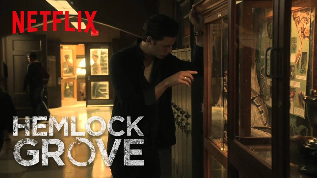 Hemlock Grove - Behind the Scenes - Mythology & Horror