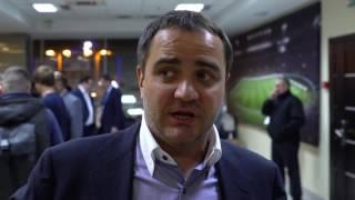 Президент ФФУ: Харків - чудове місто для проведення наступного матчу збірної