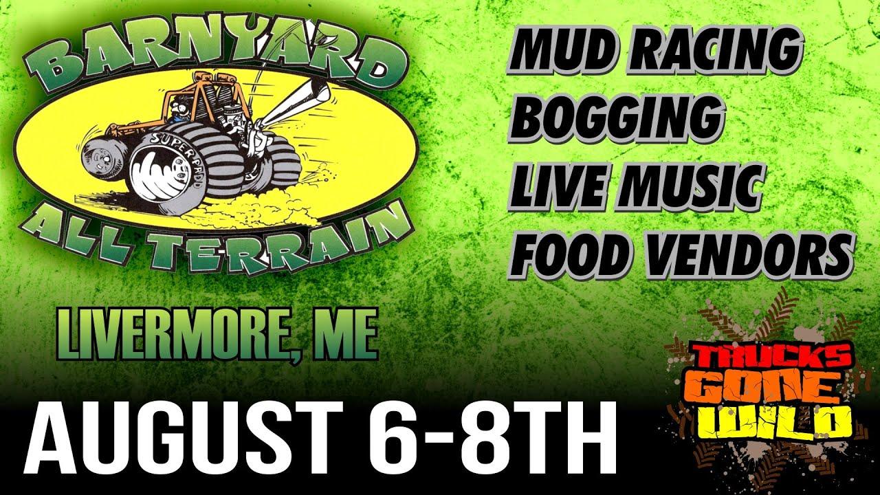 August 2021 - Barnyard All-Terrain Mud Park